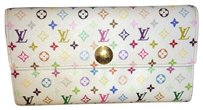 Louis Vuitton Limited Edition Louis Vuitton Murakami Full size Wallet with all accessories