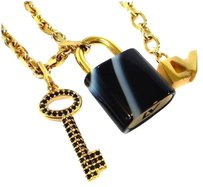 Louis Vuitton Louis Vuitton GoldNecklace