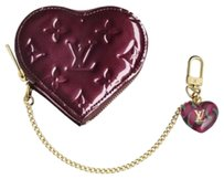 Louis Vuitton Louis Vuitton Heart shaped Coin Purse