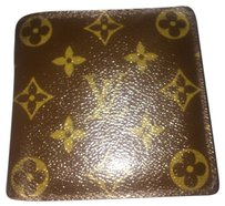 Louis Vuitton Marco bifold wallet w/ coin pouch
