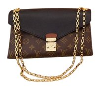 Louis Vuitton Monogram Pallas Shoulder Bag
