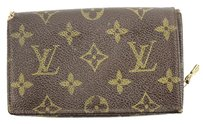 Louis Vuitton Monogram Snap Wallet 54LVA630