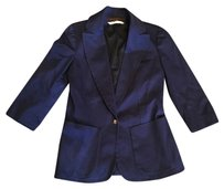 Louis Vuitton Navy Blue Blazer