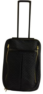Louis Vuitton Navy Blue Travel Bag