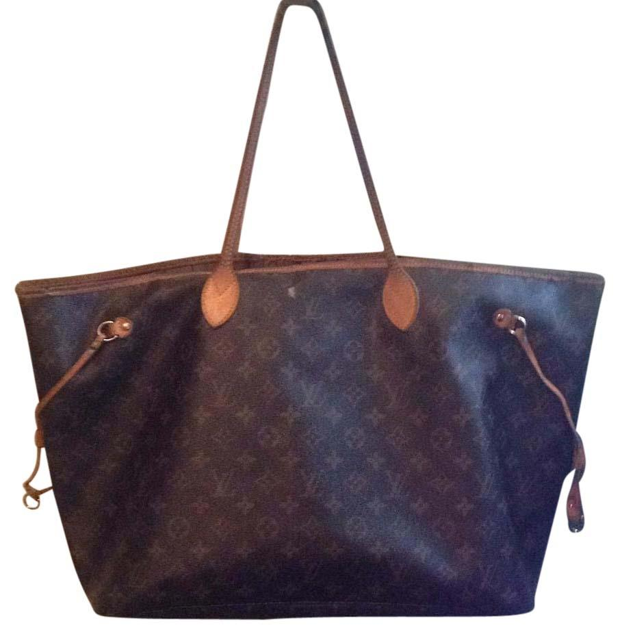 Louis Vuitton Neverfull Bag, LV Neverfulls - Up to 70% off at Tradesy