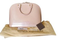 Louis Vuitton Rare Tote in rose florentine pink