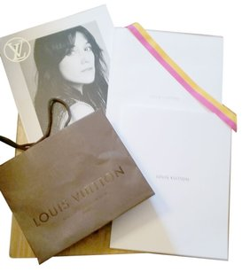 Louis Vuitton **REDUCED** Louis Vuitton Books (2 with bag)