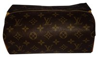 Louis Vuitton *REPHOTO* Louis Vuitton Cosmetic Pouch Clutch Pouch Pouchette Unisex Toiletries LVAV215
