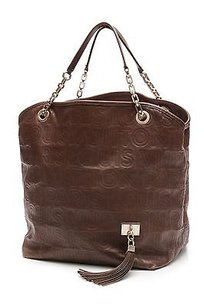Louis Vuitton Limited Edition Satchel in Chocolate brown