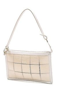 Louis Vuitton Limited Edition Satchel in Ivory (off-white), metallic gold