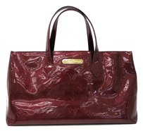 Louis Vuitton Tote in Rouge Fauviste
