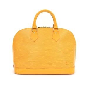 Louis Vuitton Yellow Shoulder Bag
