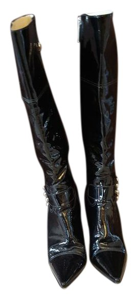 Luciano Padovan Leather Knee-High Boots clearance websites clearance low shipping fee outlet low shipping fee 7g3SxV7