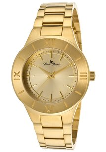 Lucien Piccard Lucien Piccard Women's Helena Gold-Tone Stainless Steel