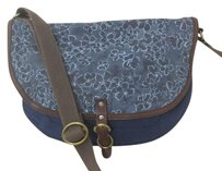 Lucky Brand BLUE Messenger Bag