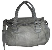 Lucky Brand Shoulder Tote Satchel Leather Cross Body Bag