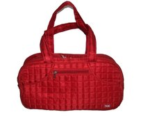 Lug Life Tote in Red