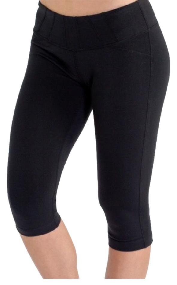 lululemon black leggings activewear bottoms size 8 m