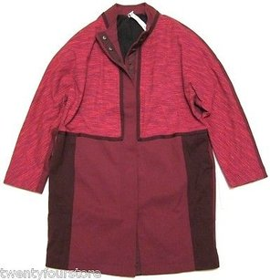 Lululemon Lululemon Cocoon Car Coat Jacket In Rust Bumble Berry