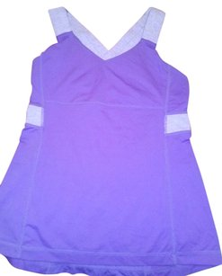 Lululemon lululemon purple active tank top.