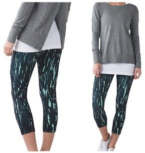 Lululemon New With Tags Lululemon Wunder Under Crop III, Size 4. Color Code: PAMB
