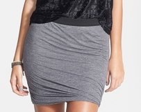Lush New With Defects Polyester Skirt