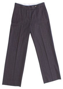 M Missoni Wool Trouser Pants BROWN