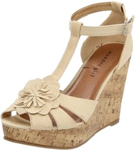 Madden Girl Taupe Sandals