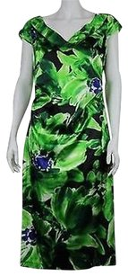 Maggy London Womens Floral Dress