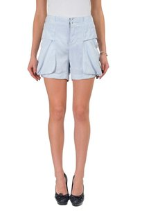Maison Margiela Casual Shorts Light Blue