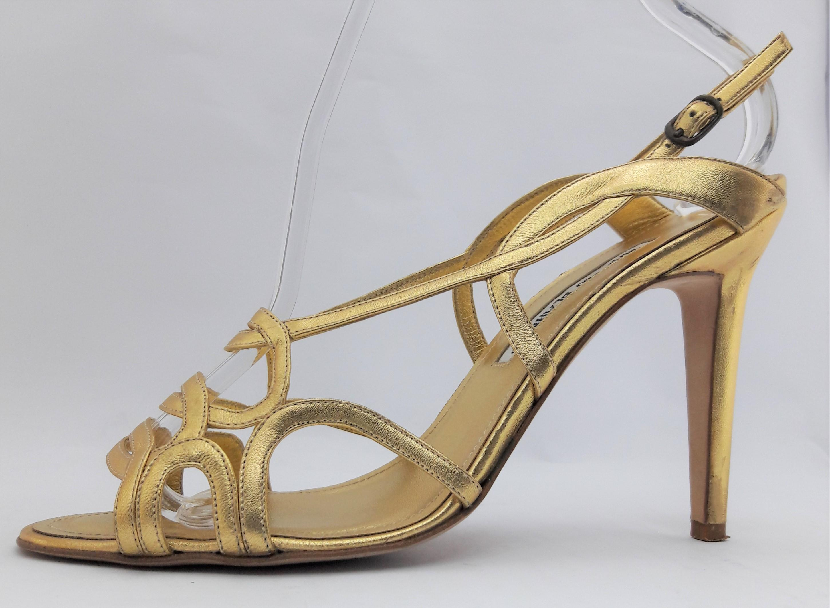 Manolo Blahnik Fertillia Slingback Sandals amazing price online outlet how much shopping online for sale buy cheap limited edition sale shop for aJ9Oeb