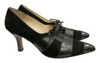 Manolo Blahnik Vintage Excellent Condition Black Pumps