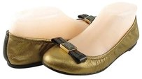 Marc by Marc Jacobs 616106 Bronze Flats