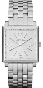 Marc by Marc Jacobs Marc by Marc Women's Truman MBM3258 Silver Stainless-Steel Quartz Watch