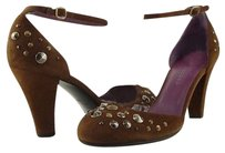 Marc by Marc Jacobs Okinawa Brown Platforms