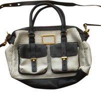 Marc by Marc Jacobs Satchel in Black& White