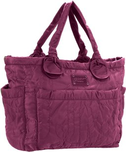 Marc by Marc Jacobs Core Amethyst Diaper Bag