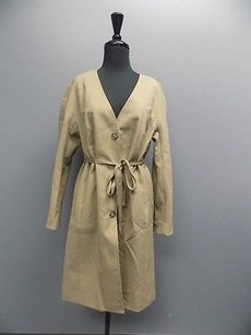 Marc by Marc Jacobs V Neck Trench Coat