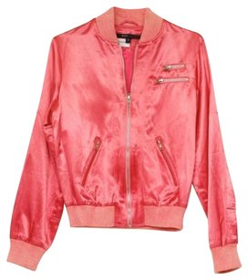 Marc Jacobs By Womens Pink Jacket