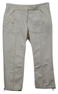 Marc Jacobs Womens Cropped Trousers Casual Pants