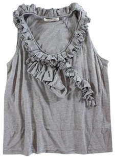 Marc Jacobs Gray Heather Bea Top