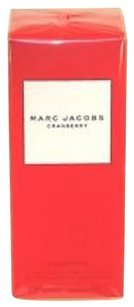 Marc Jacobs NIB Sealed Marc Jacobs Cranberry Eau de Toilette Perfume 10oz/300ml Splash Unisex Fragrance