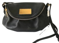 Marc Jacobs Leather Designer Handbag Cross Body Bag