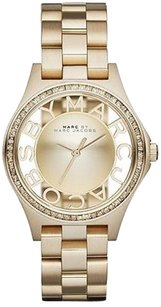 Marc Jacobs Marc By Marc Jacobs Henry Gold-tone Ladies Watch Mbm3338