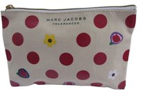 Marc Jacobs Marc Jacobs Fragrances Canvas Cosmetic Bag