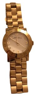 Marc Jacobs Marc Jacobs gold watch
