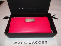 Marc Jacobs Marc Jacobs Za Continental Leather Clutch Wallet Wdustbag Gift Box 198