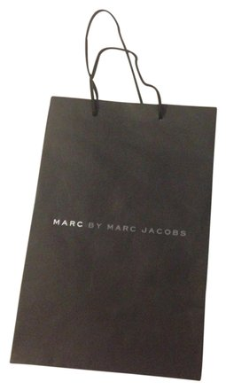 Marc Jacobs Paper shopping bag 8x12x6