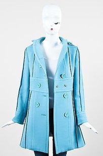 Marc Jacobs Light Wool Pea Coat
