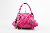 Marc Jacobs Leather Satchel in Pink